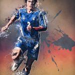Ivana Porcini calciatori arte :: La Costa Group